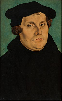 Cranach-Luther